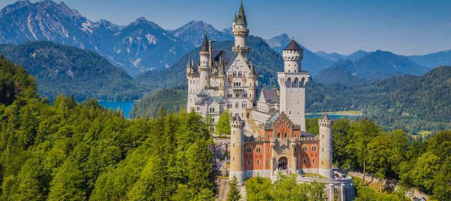 Neuschwanstein Castle Day Trip, Munich