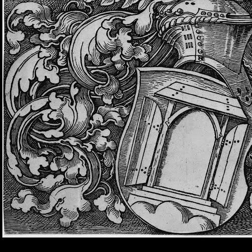 Albrecht Dürer, Dürer's coat of arms, a woodcut — Google Arts ...