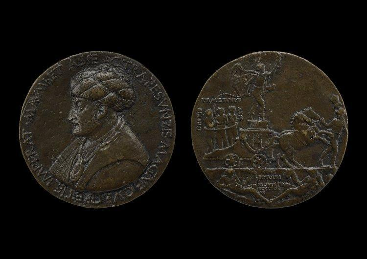 Bronze medal(cast).