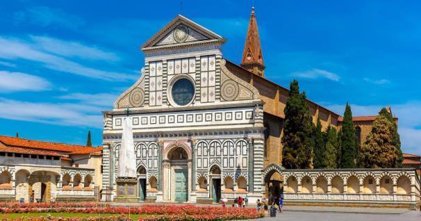 Santa Maria Novella in Florence bezoeken? Nu tickets boeken ...