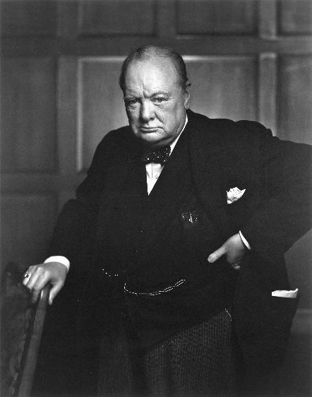 Winston Churchill - Vikipedi